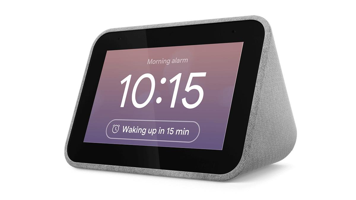 ZA4R0001AU   $12   Lenovo Smart Clock with Google Assistant GRAY